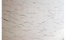 Белый мрамор с бронзой GK00040